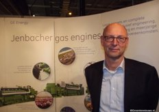 Hans van den Heuvel sells Jenbacher gas engines